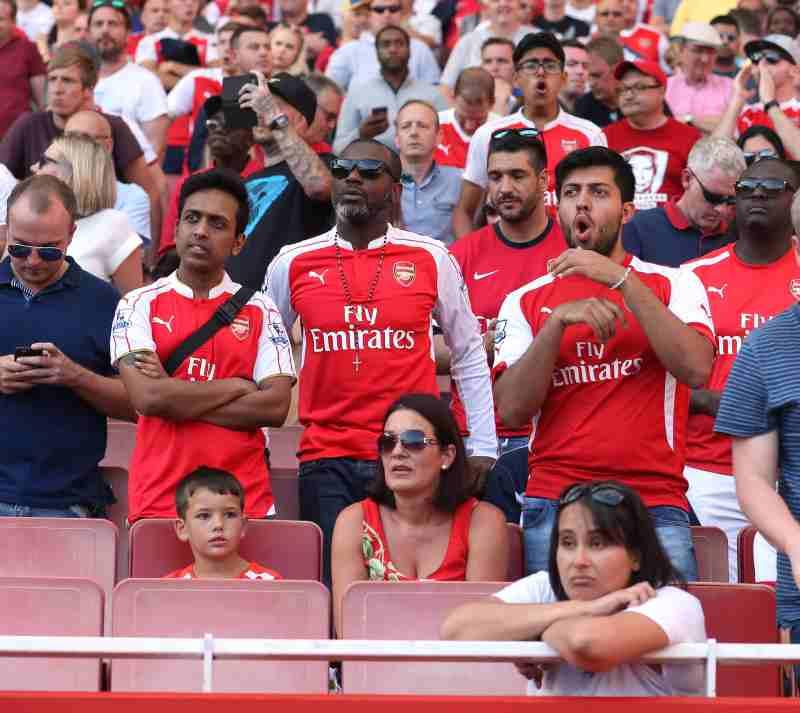 Arsenals publik