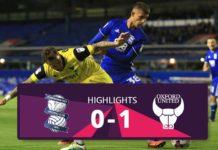 Birmingham city vs Oxford United highlights 2016