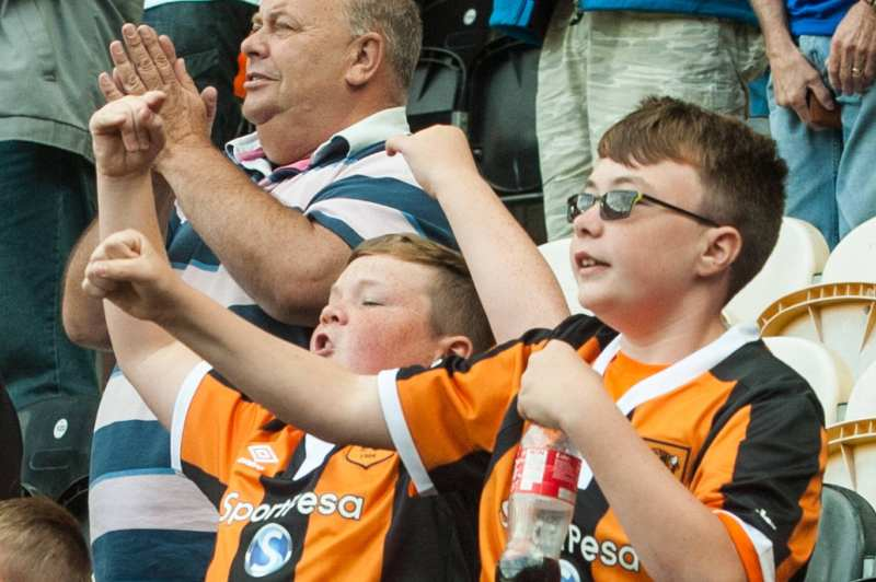 hull city supporter