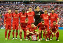liverpool team players