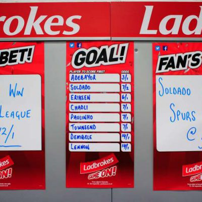 odds betting premier league