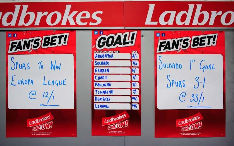 Premier League Betting Odds