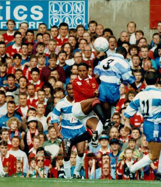 premier league match 1992