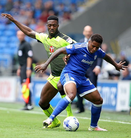 Cardiff City Match
