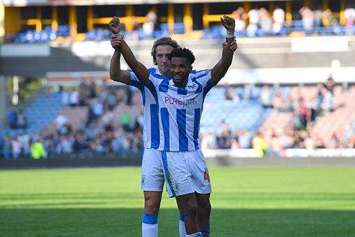 Huddersfield Town Match