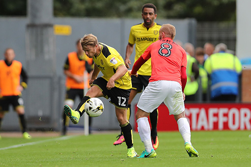 Burton Albion Match