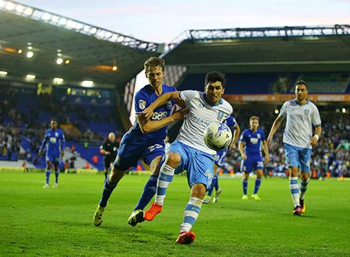 Birmingham City Football Match