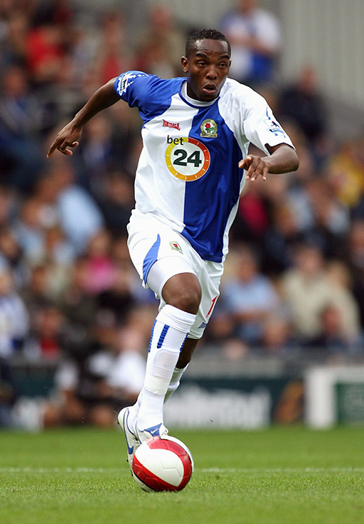 Blackburn Rovers Player