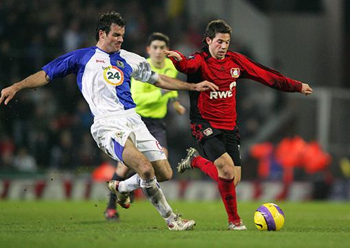 Blackburn Rovers Match