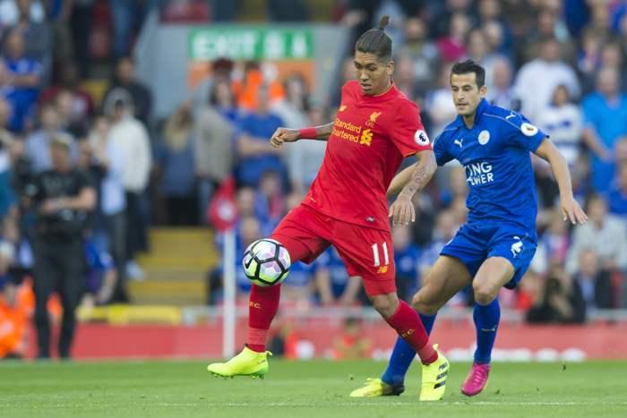 Liverpool – Leicester i helgen.