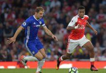 Arsenal hemma mot Chelsea