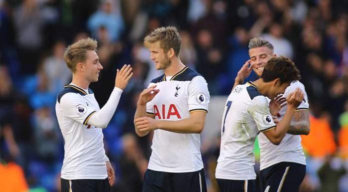 Tottenham vinner i seriefinalen.