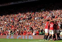 Manchester United publik.