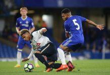 Chelsea möter Tottenham på lördag.