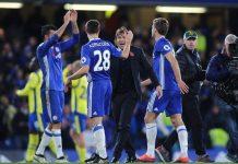 Chelsea övertygande seger mot Everton