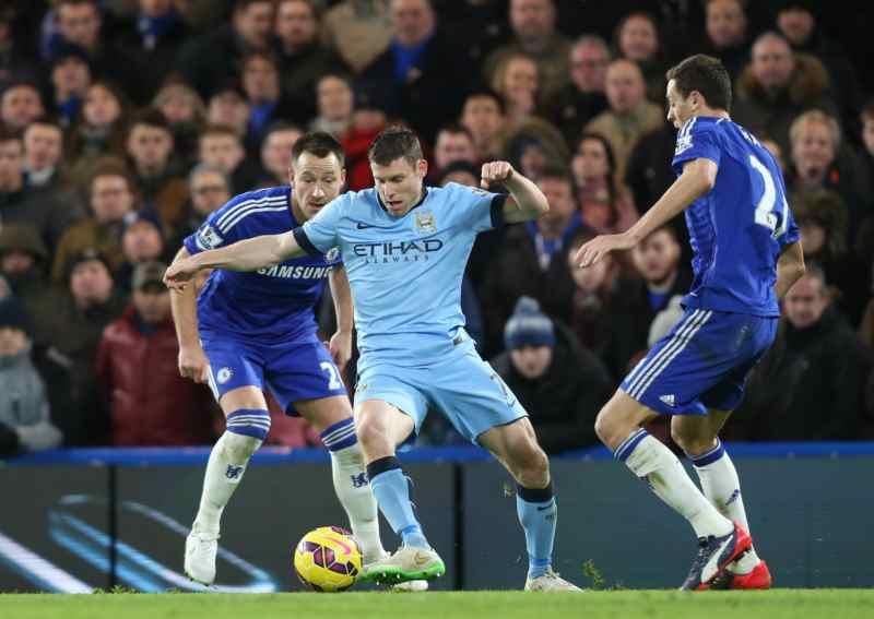Man City Mot Chelsea: Inför PL-veckan
