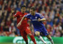 Liverpool mot Chelsea bild.