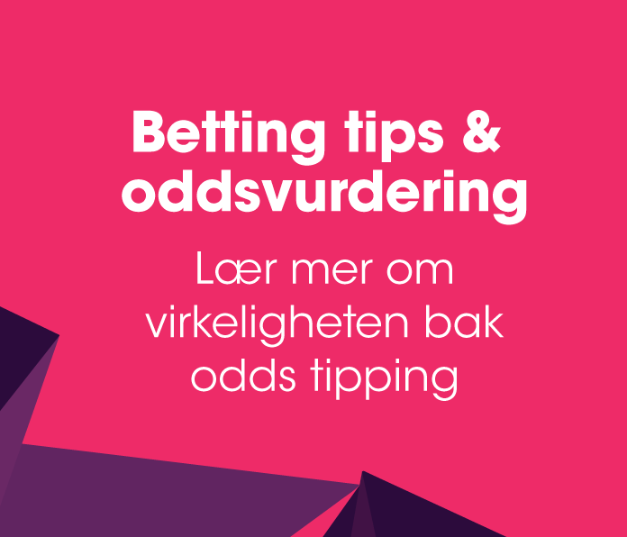 Betting tips & oddsvurdering