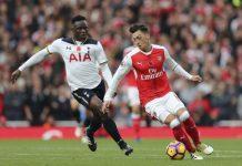 Tottenham mot Arsenal i Londonderbyt