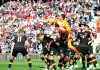 Hull City in action