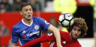 Matic vs. Man Utd