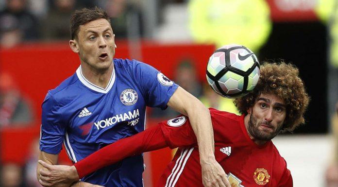 Matic vs. Man Utd