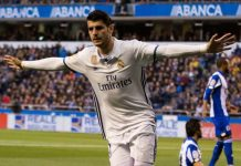 Morata i Real Madrid