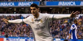 Morata i Real Madrid