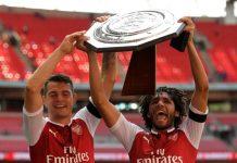 Arsenal vs. Chelsea Community Shield