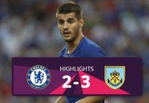 Chelsea vs Burnley hightlights 2017