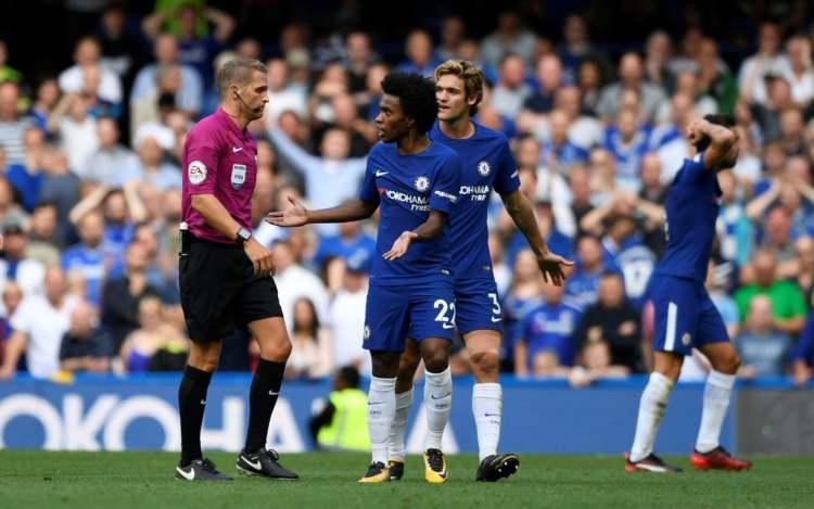Chelsea vs Burnley (2-3)