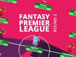 Fantasy Premier League - Round 2