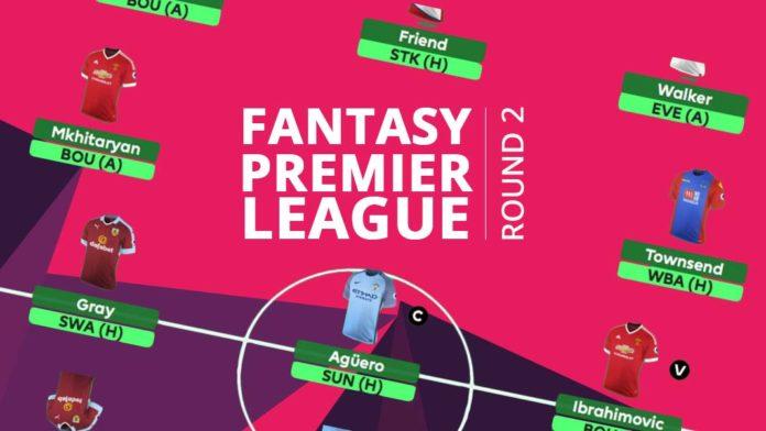 Fantasy Premier League - Round 2