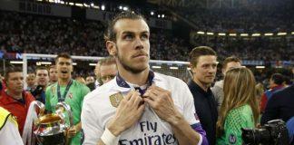 Bale Madrid vs. Man Utd, Chelsea