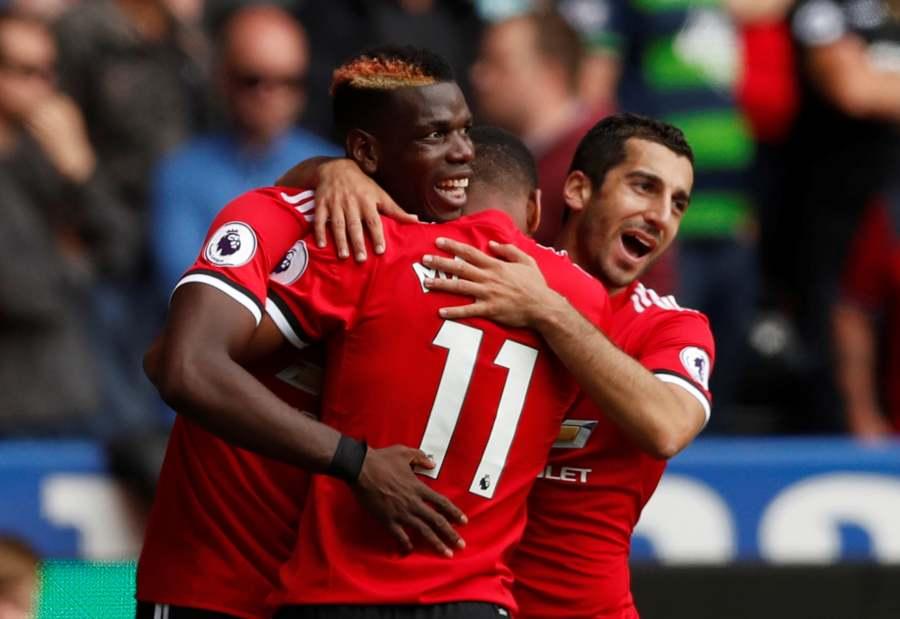 Man United win