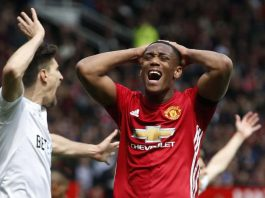 Martial Inter - Man United