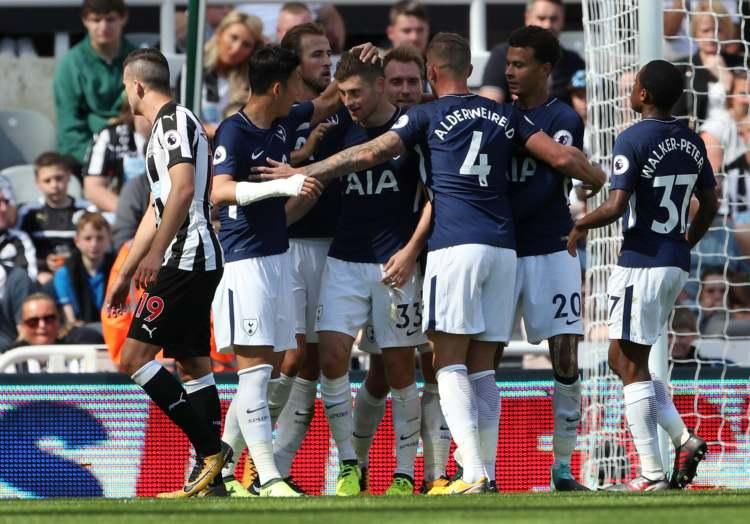 Newcastle - Tottenham (0-2)