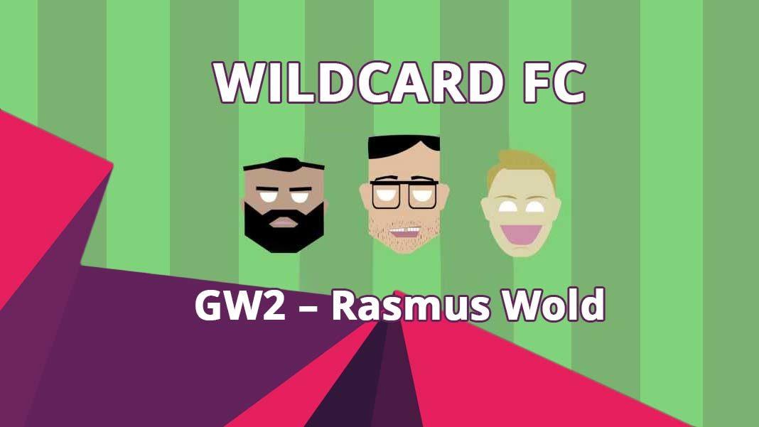 Wildcard FC - GW2 - Rasmus Wold