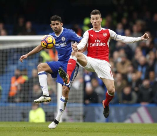 Arsenal vs. Chelsea match