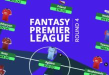 Fantasy Premier League - round 4