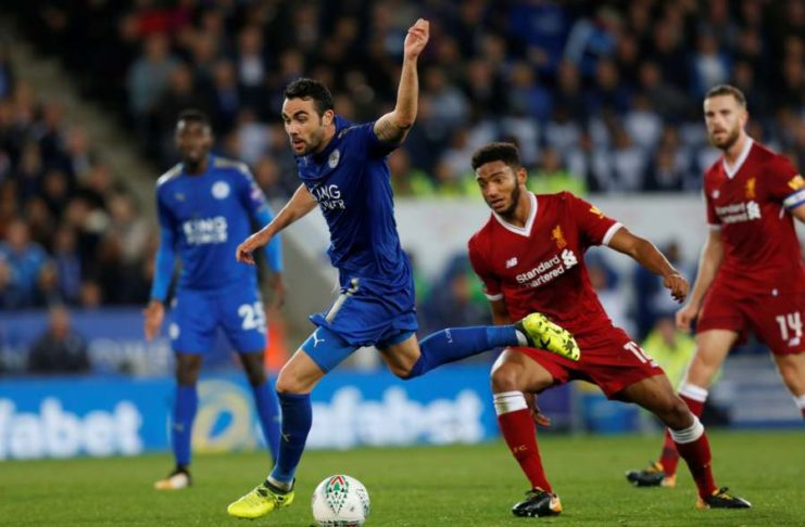 Leicester vs. Liverpool