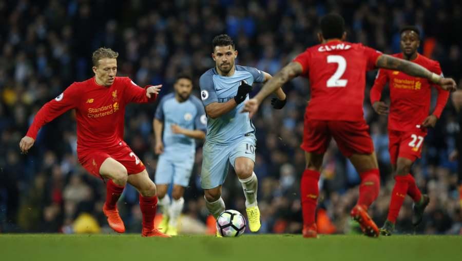 Manchester City vs. Liverpool