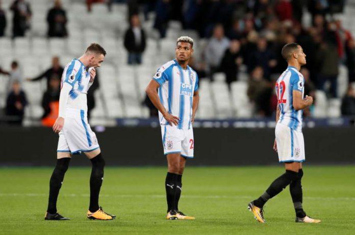 West Ham United - Huddersfield