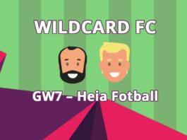 Wildcard FC - GW7 - Heia Fotball
