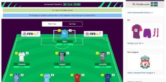 fantasy premier league week 9