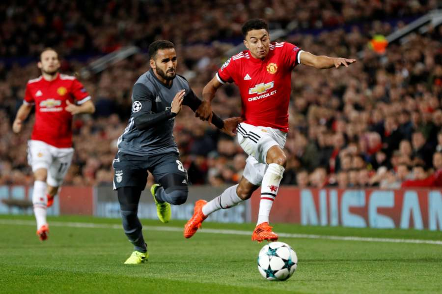 Benfica - Man United