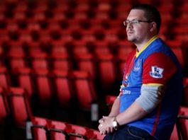 Bristol vs Crystal Palace - a fan!