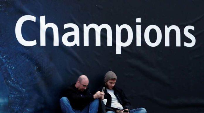 Champions League bild