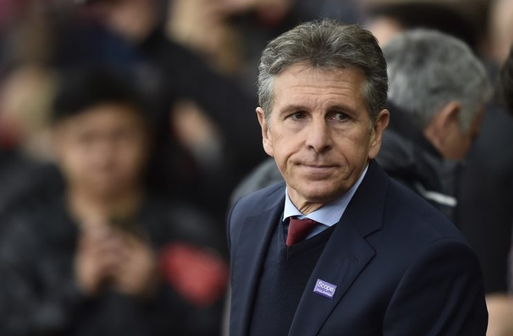 puel leicester