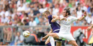 Real Madrid vs. Tottenham